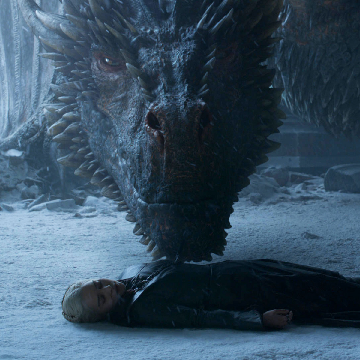 Game of Thrones' Finale: Where Did Drogon Go With Daenerys?