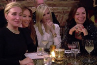 The Real Housewives of New York City Recap: Upstate Up Yours
