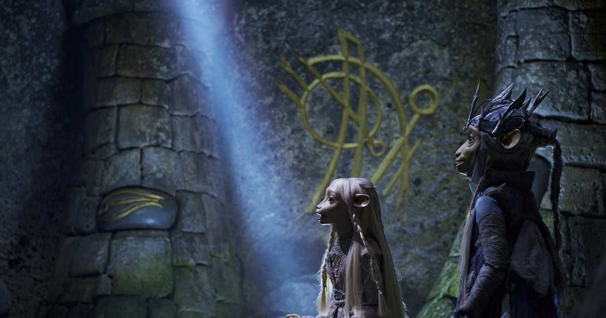 Watch the Dark Crystal: Age of Resistance Trailer