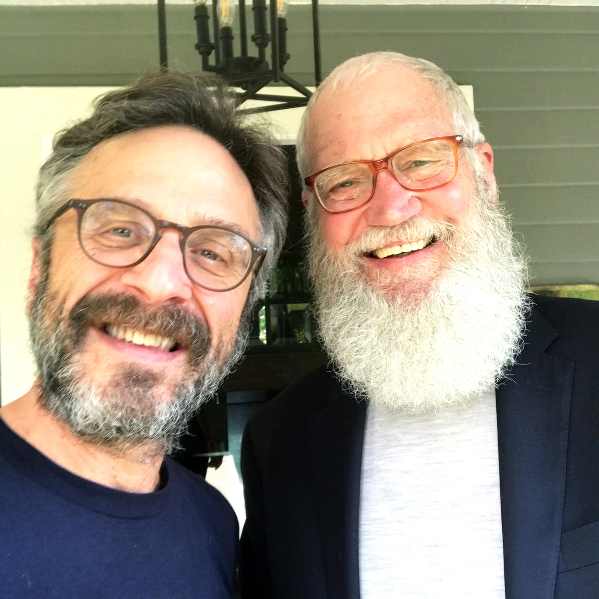 This Week in Comedy Podcasts: Letterman on WTF