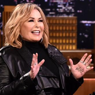Roseanne Barr thin