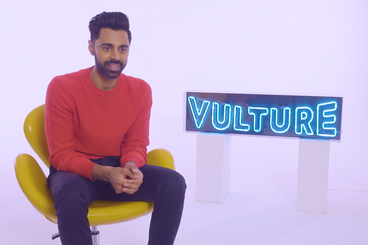 Hasan Minhaj on Why He Didn't Change His Name for Comedy
