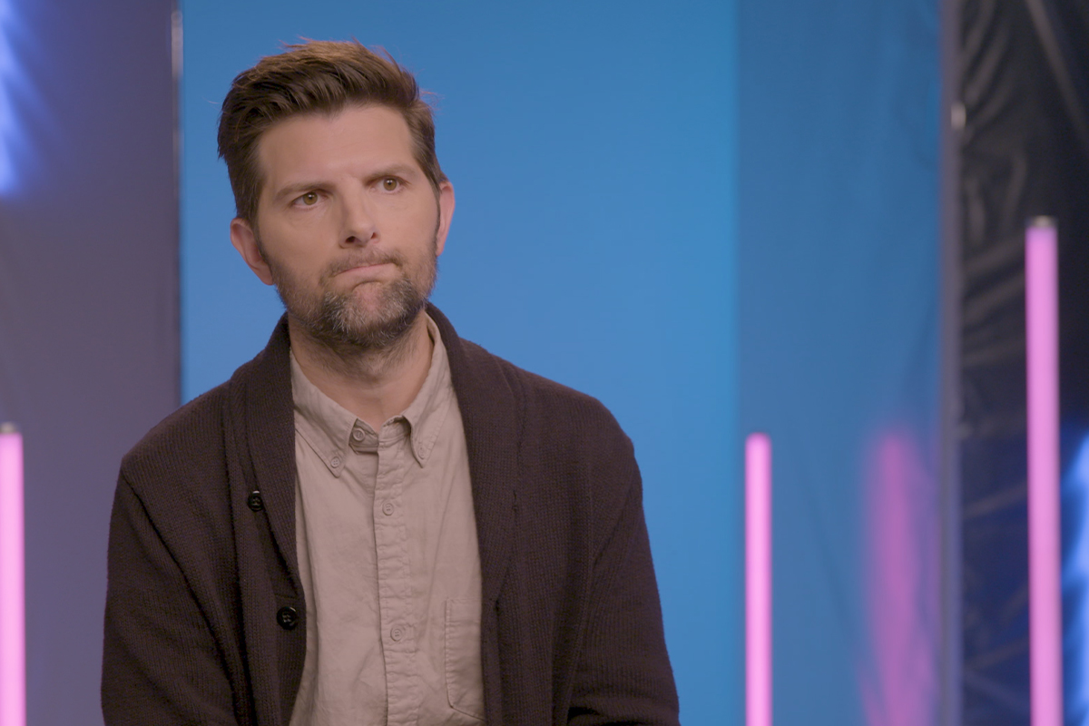 Adam Scott and Sanaa Lathan on the Enduring Appeal of The Twilight Zone