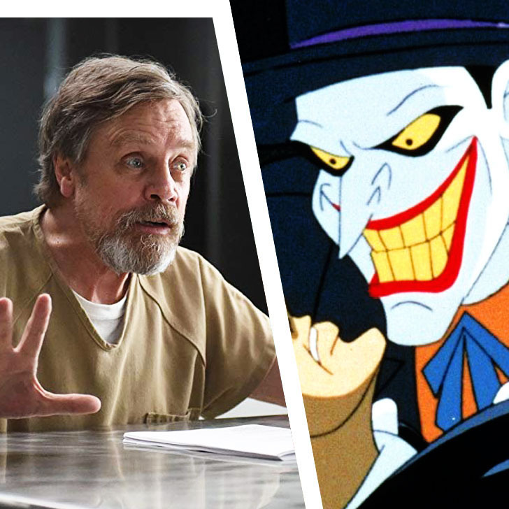 A Guide to Mark Hamill's Colorful Non–'Star Wars' Career