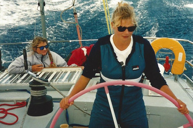 3c0436631 They Were the First All-Women Crew to Conquer the Ocean. Then They Came  Home.