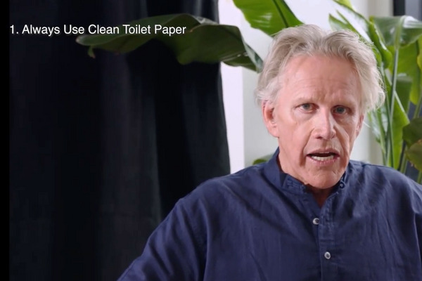 Gary Busey Is God and He Has Some New Commandments for You