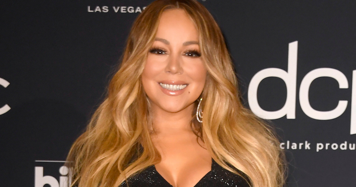 Mariah Carey Has Won the Bottle Cap Challenge, Thank You