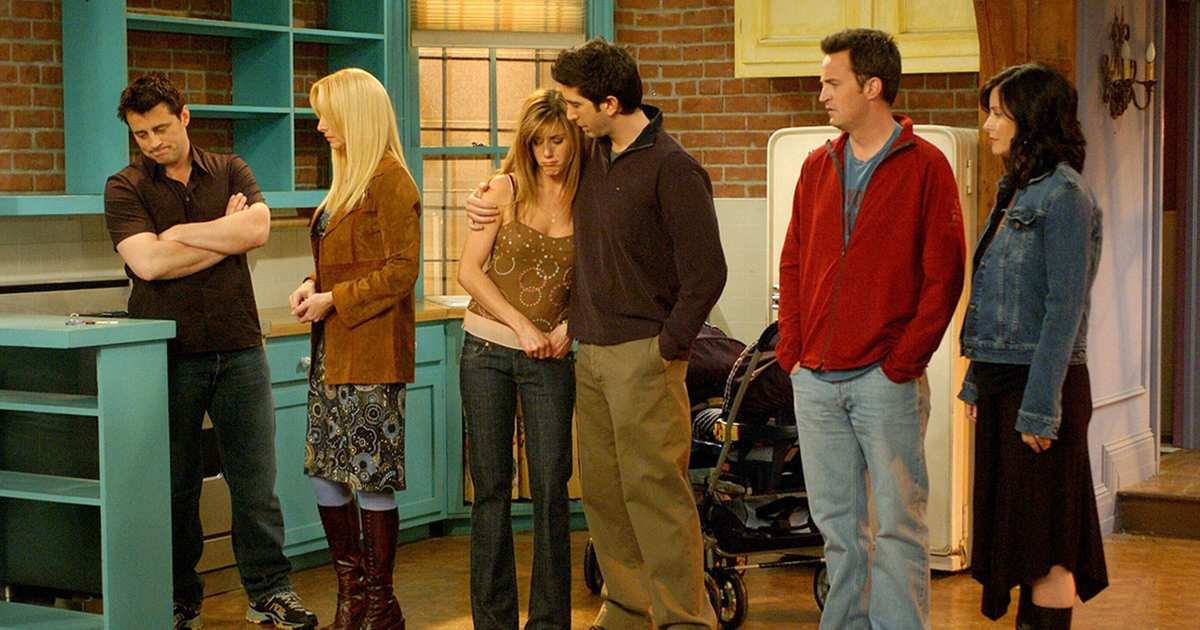 Friends to Leave Netflix Next Year, Which No Amount of Unagi Could Have Predicted