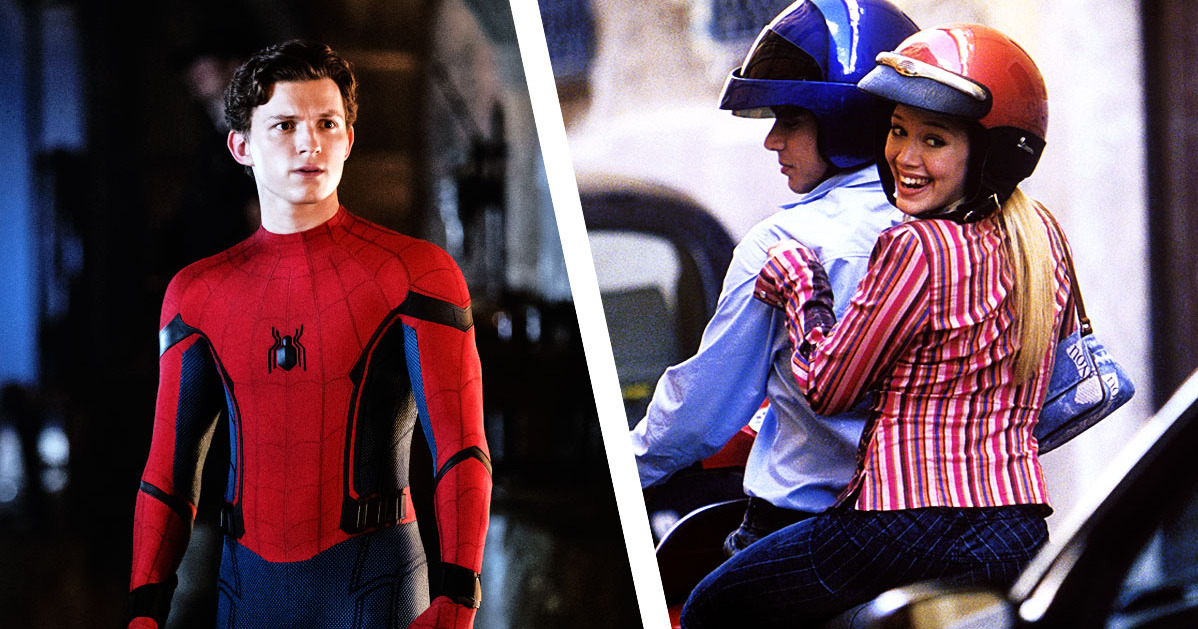 Peter Parker's Summer Cannot Compare to Lizzie McGuire's