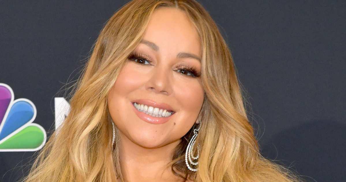 Mariah Carey Admits She's 'Kind of a Prude'