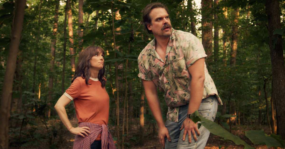 How Stranger Things Picked the Best Floral Shirt for Hopper