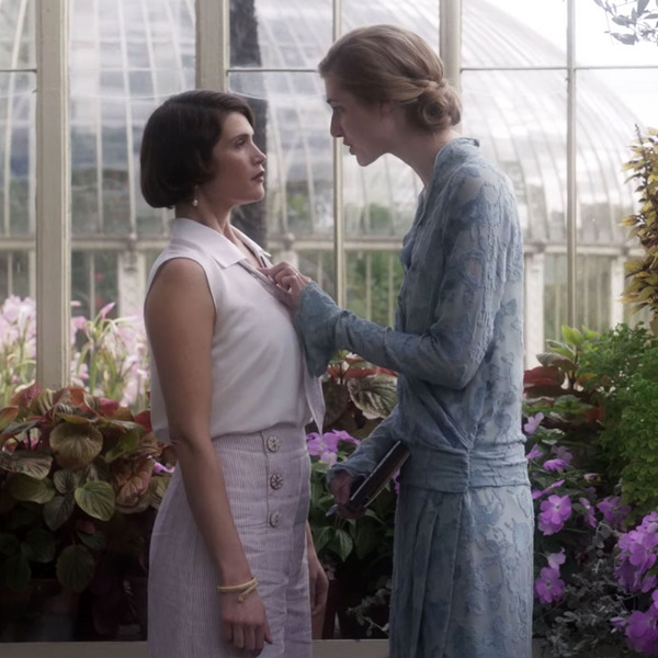 Elizabeth Debicki Is Virginia Woolf in Vita and Virginia