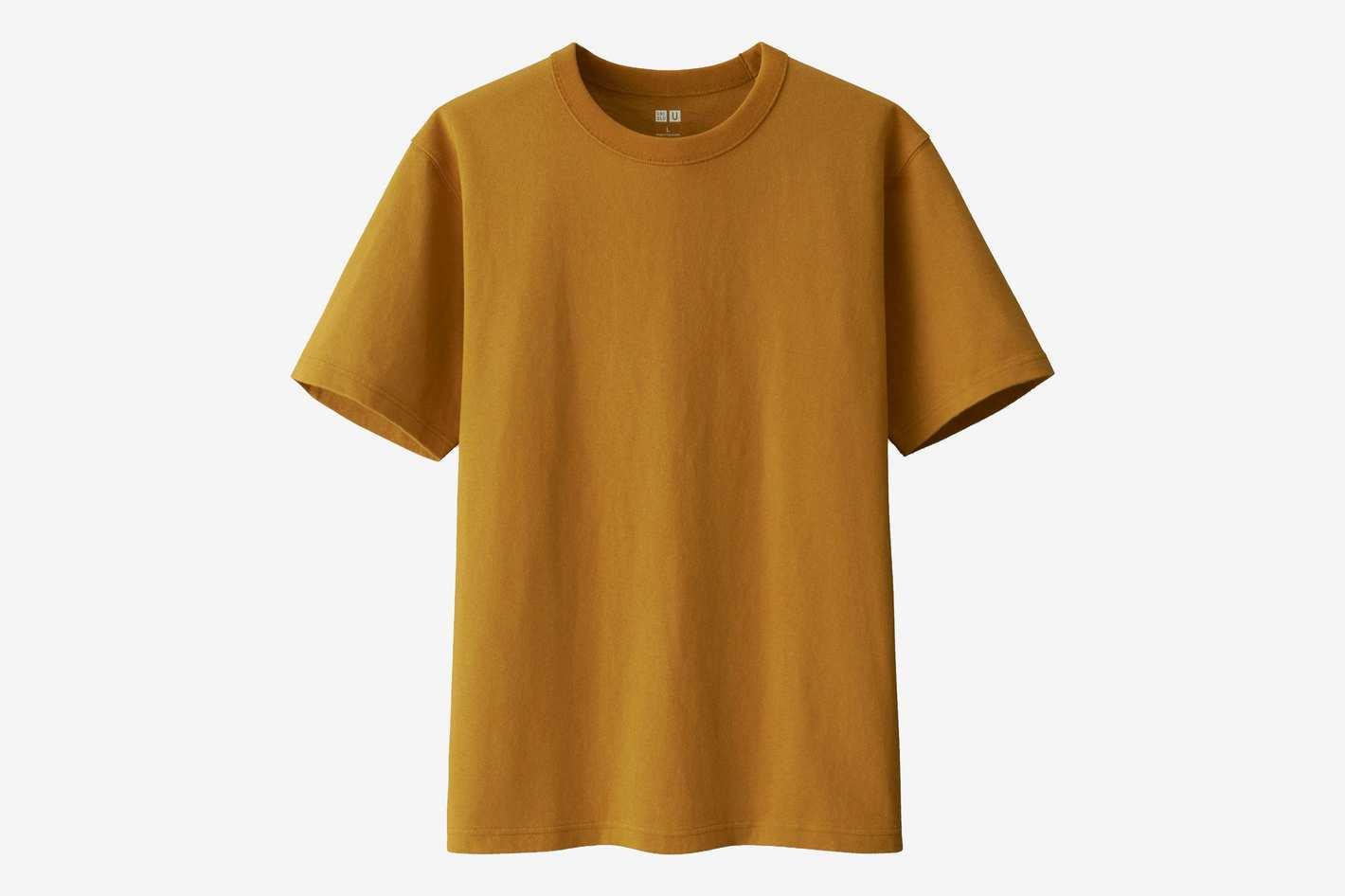 Uniqlo Men U Crew Neck Short-sleeve T-shirt