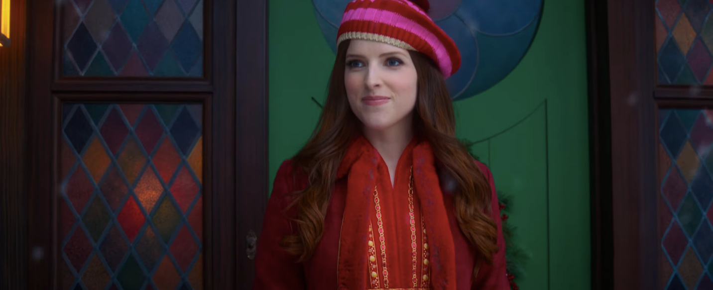 Disney+ Noelle Trailer: Anna Kendrick Saves Christmas After Bill Hader Drops the (Snow) Ball