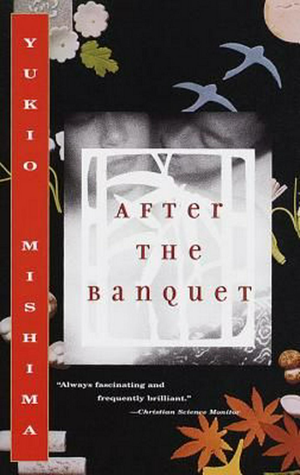 After the Banquet, by Yukio Mishima