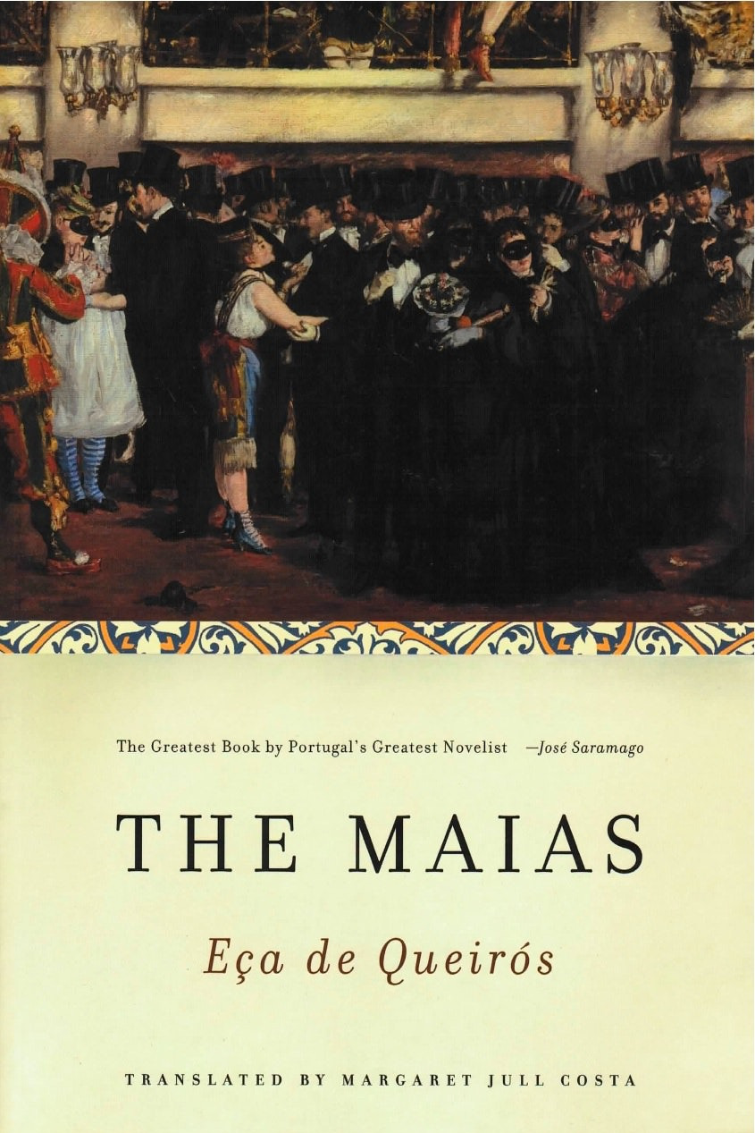 The Maias, by Eça de Queirós (translated by Margaret Jull Costa)