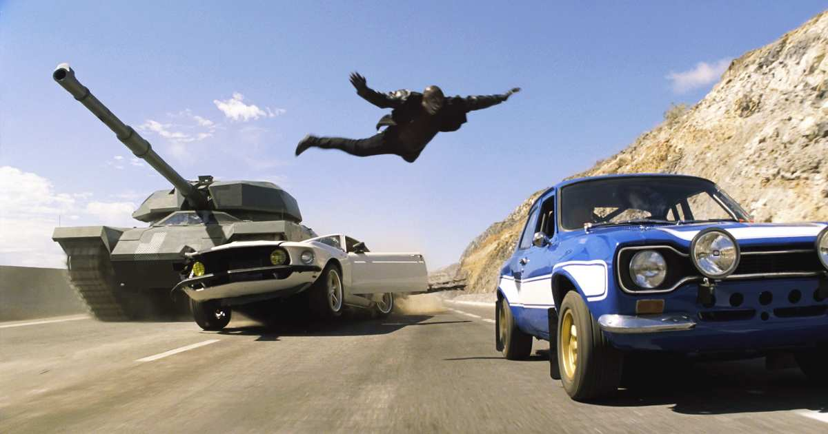 Every Car Chase From the Fast & Furious Franchise, Ranked