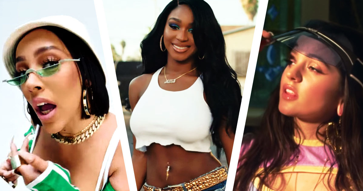 Doja Cat, Normani, and Rosalía Won the Week in Music Videos