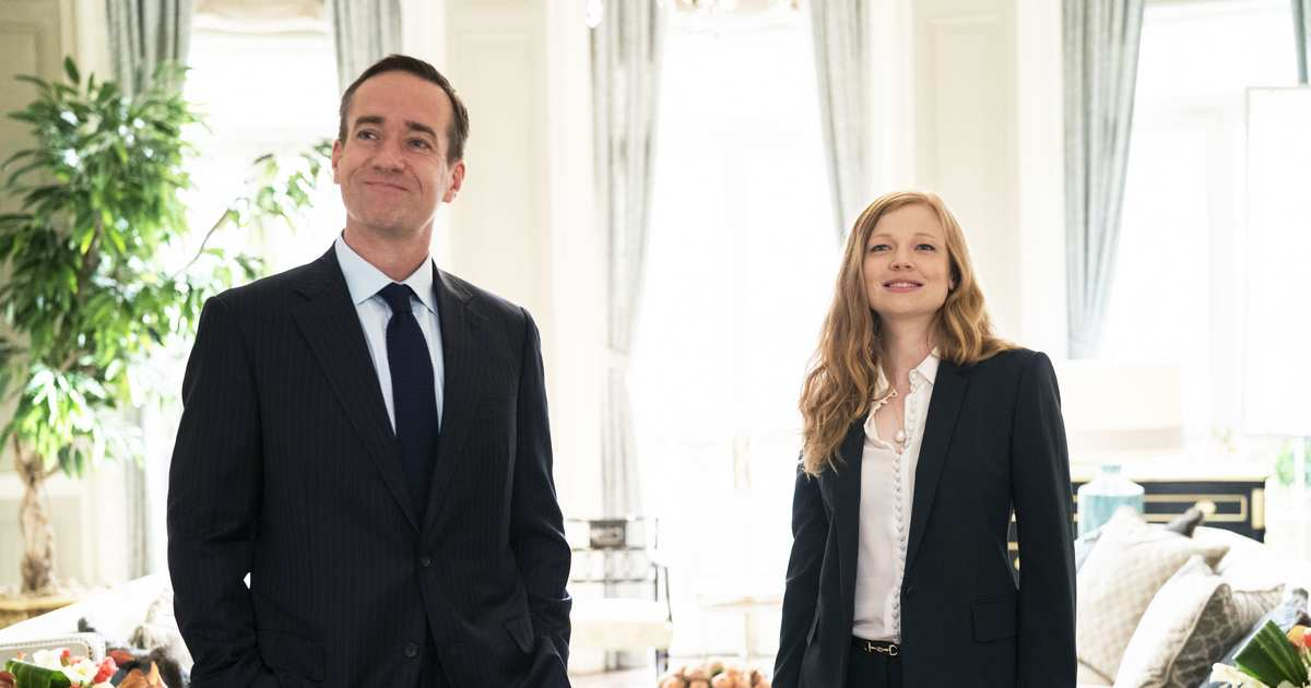 Succession Power Rankings: Can Tom Eat the Peach?