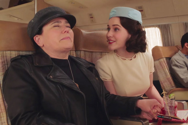Marvelous Mrs. Maisel Season 3 Teaser: She's Going on Tour