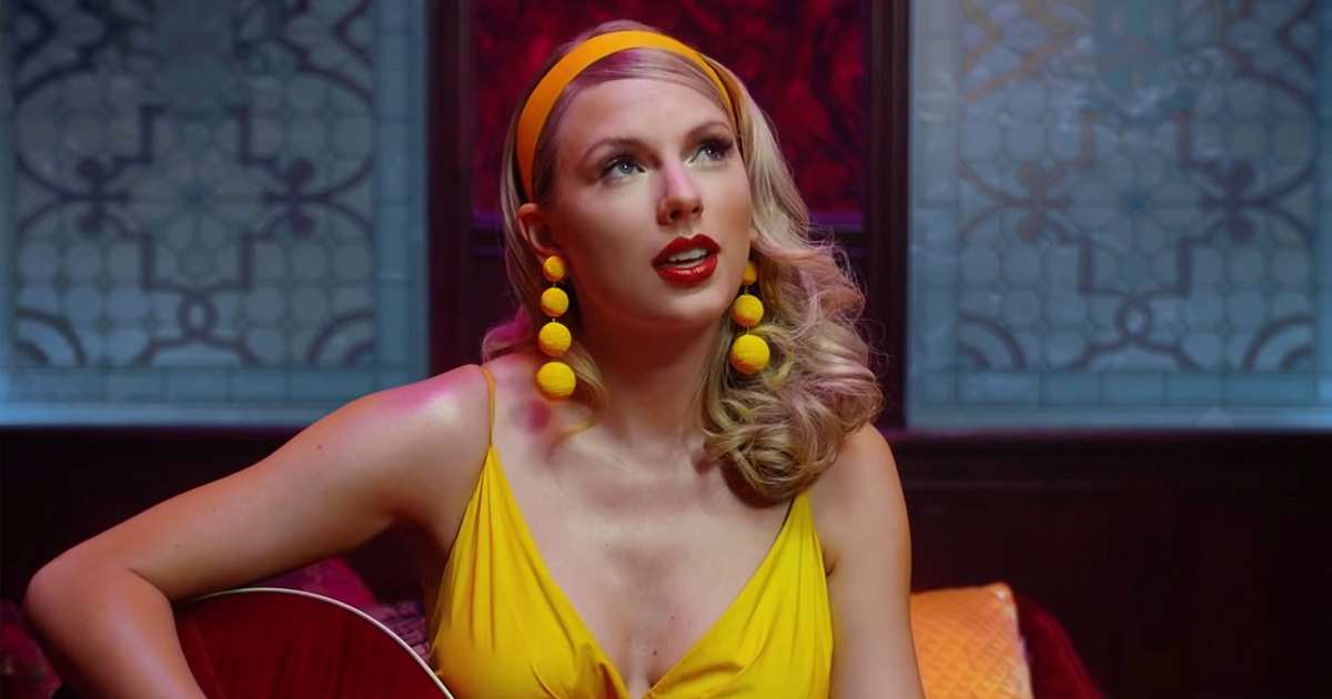The Old Taylor Is Back on Lover and at Her Best in Years