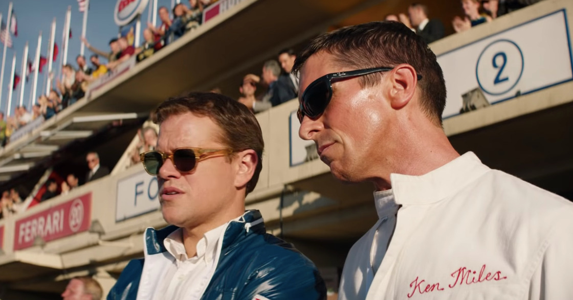 Ford v Ferrari Stars Matt Damon and Christian Bale Will Both Be Gunning for That Best Actor Oscar
