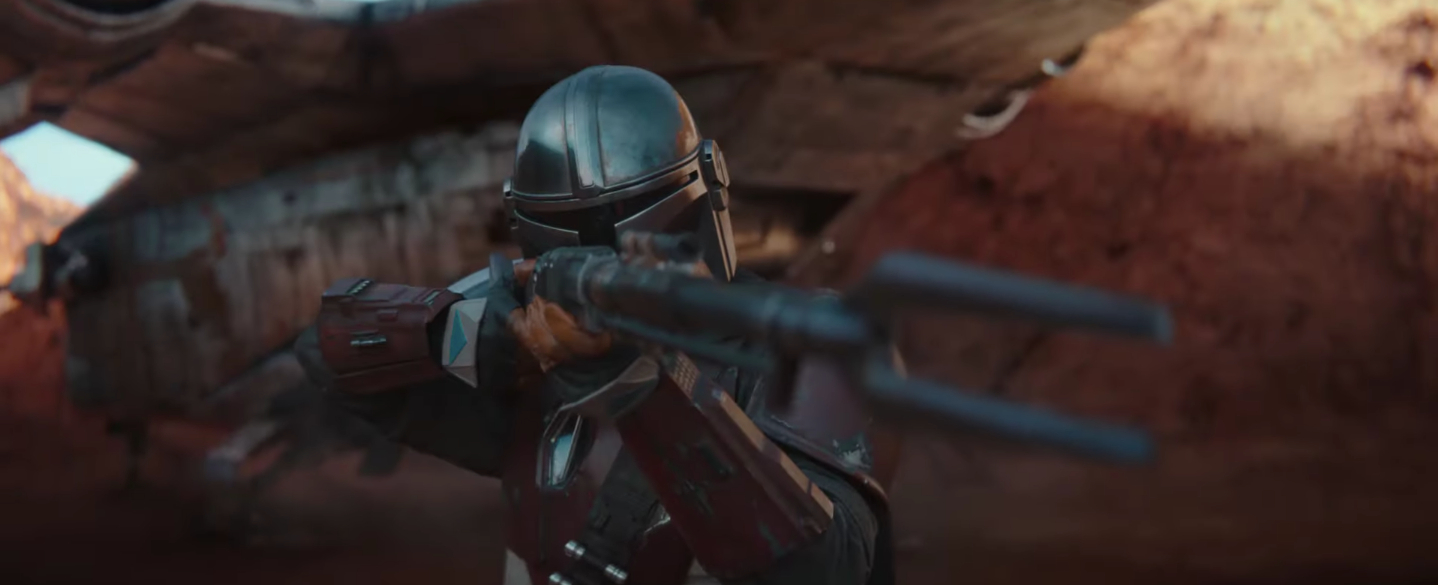 The Mandalorian Trailer: Now With Even More Werner Herzog!