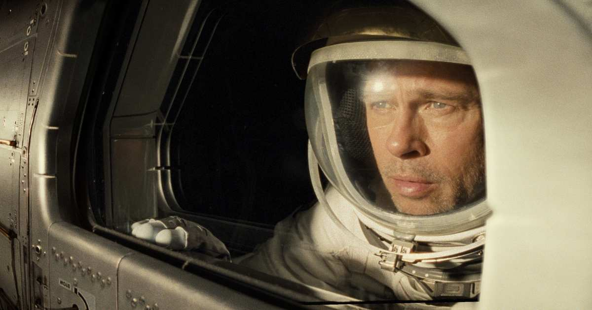 The Brad Pitt Space Movie Sees Him Fighting Moon Pirates