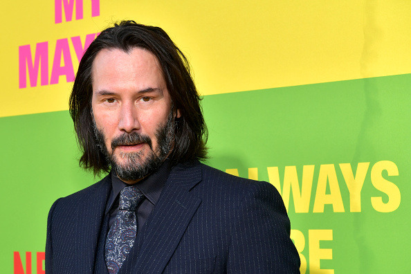 Whoa! It's Keanu Reeves's Birthday. Have a Cupcake!