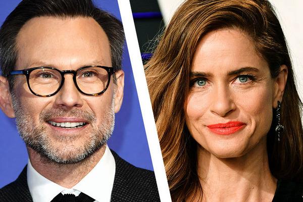 Amanda Peet to Hunt Christian Slater in Dirty John Season 2