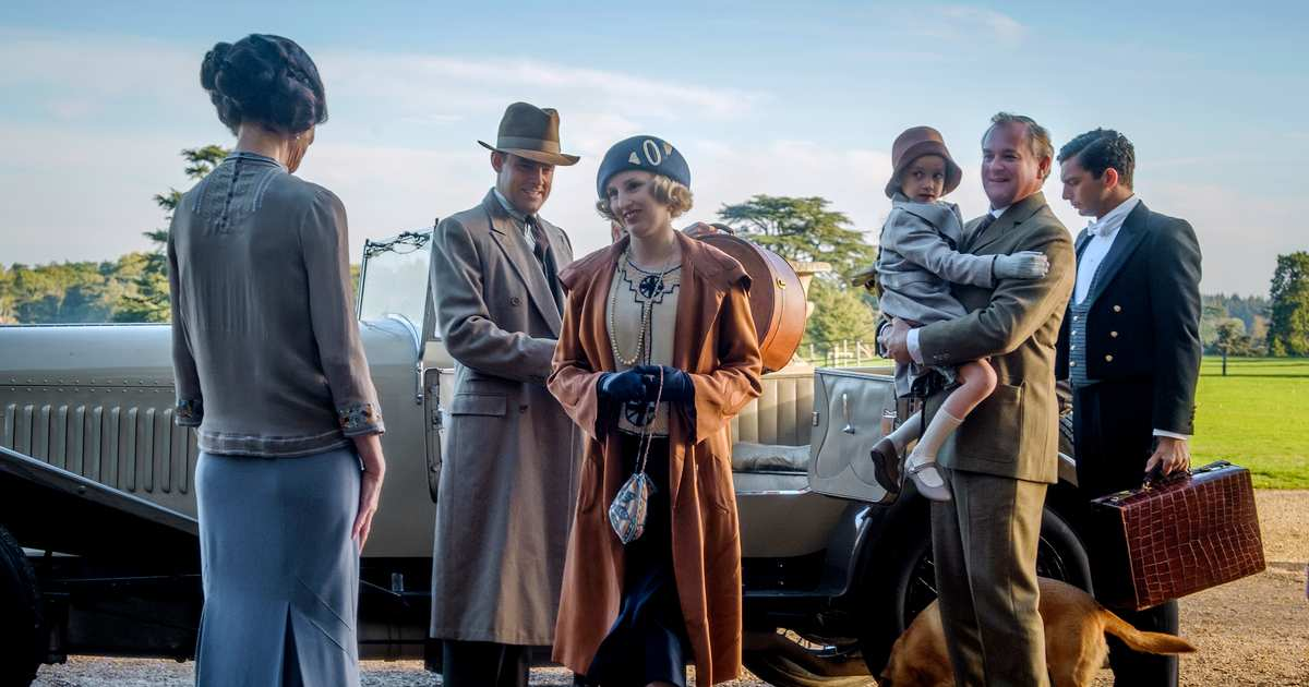 Downton Abbey Won the Box Office This Weekend, Much to the Dowager Countess' Confusion