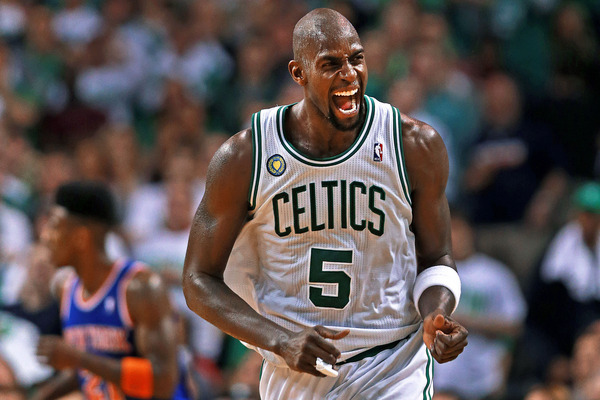 Are You Ready for Kevin Garnett, the Actor?