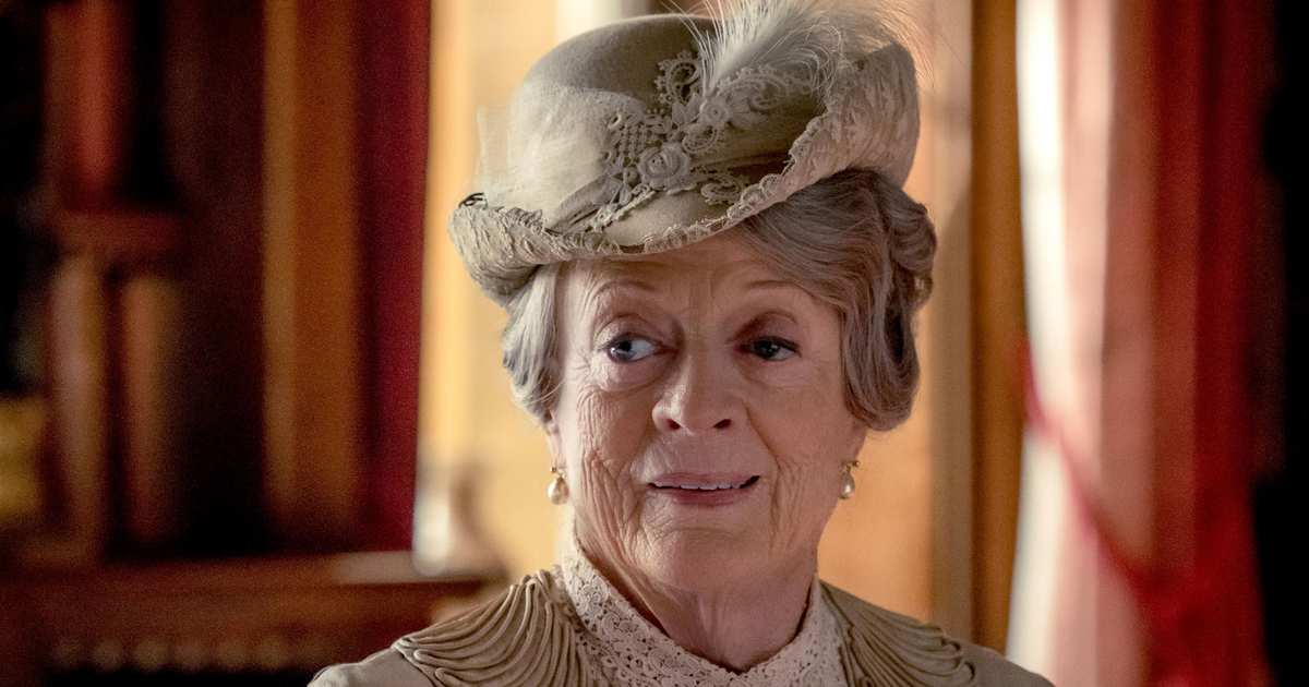 Does the Dowager Countess Die in the Downton Abbey Movie?