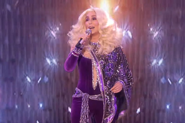 Cher Performed 'Waterloo' Because We Do Deserve Nice Things