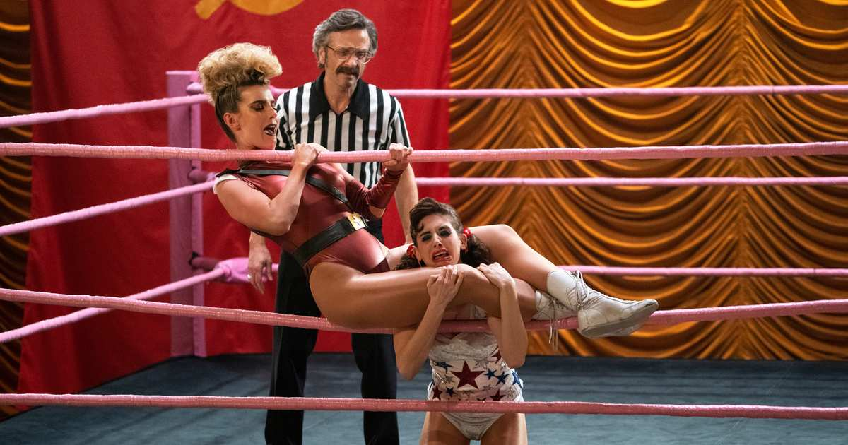Netflix Renews GLOW for a Fourth and Final Season