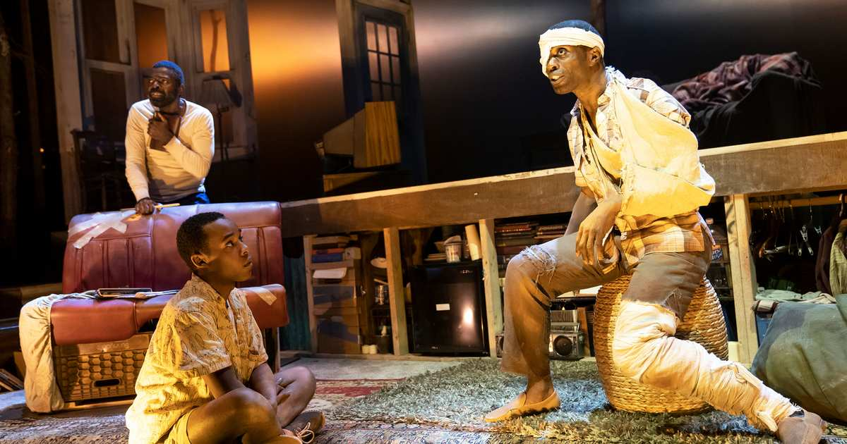 Theater Reviews: Unmagical Realism in Runboyrun, In Old Age, and Sunday