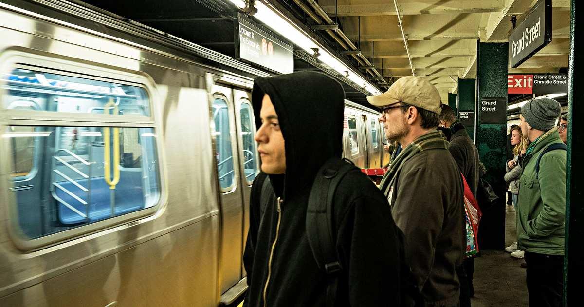 Mr. Robot Season-Premiere Recap: No Exit