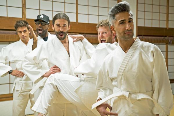Queer Eye Sure Is in Japan in the Trailer for Queer Eye: We're in Japan!