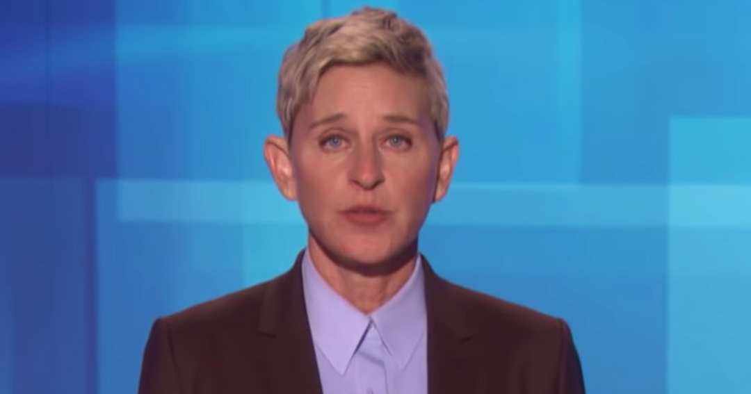 Stars Torn Between Being on Ellen and Defending Human Rights
