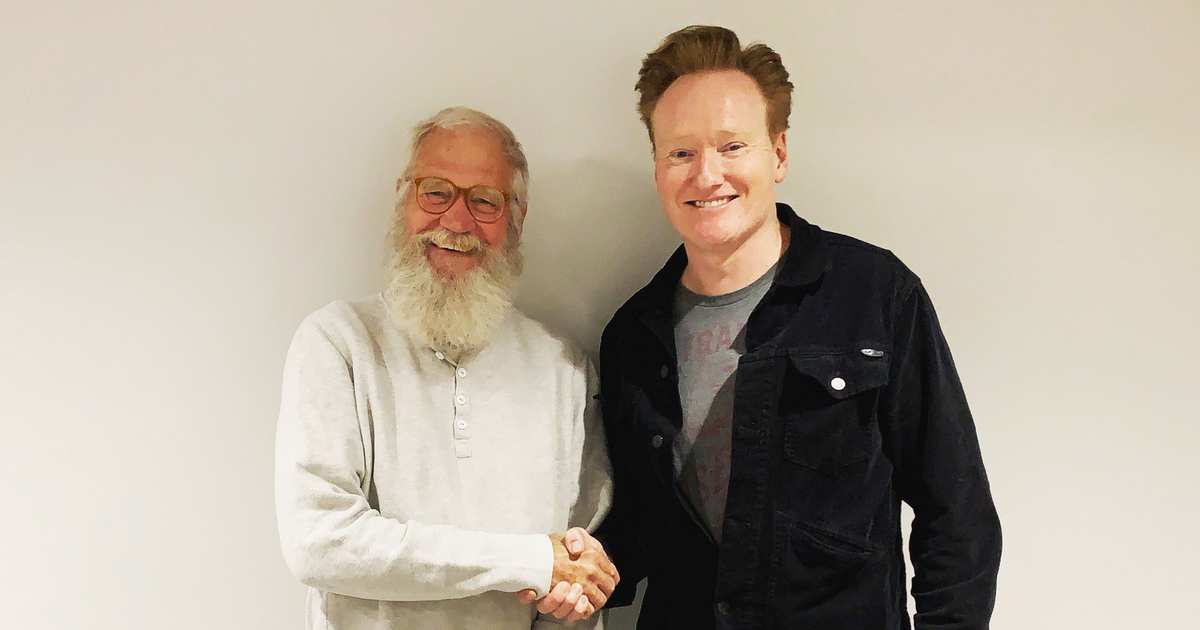 This Week in Comedy Podcasts: Letterman and O'Brien