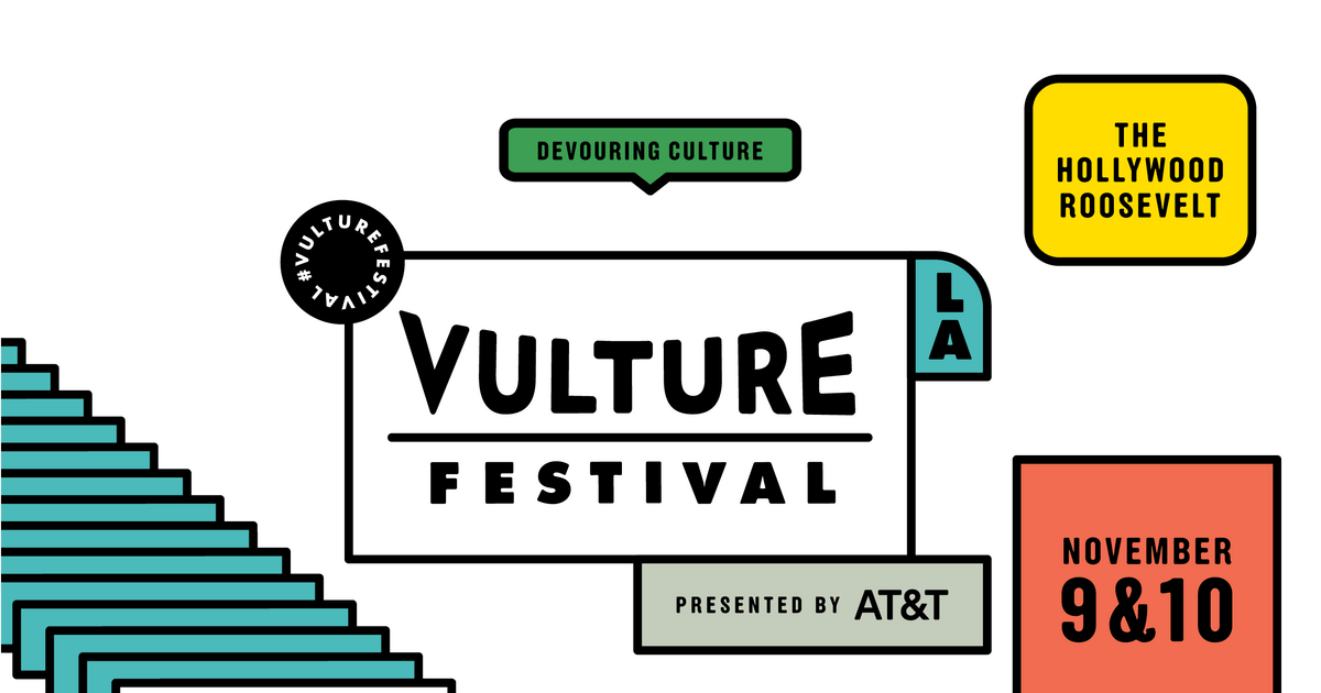 Party Down, Elisabeth Moss, and The Good Place Come to Vulture Festival L.A. Presented by AT&T