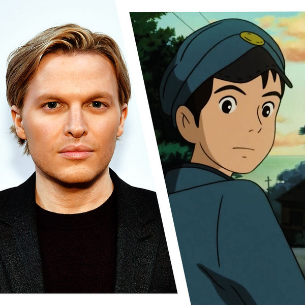 Ronan Farrow's Audiobook Accents Informed by His Anime Roles