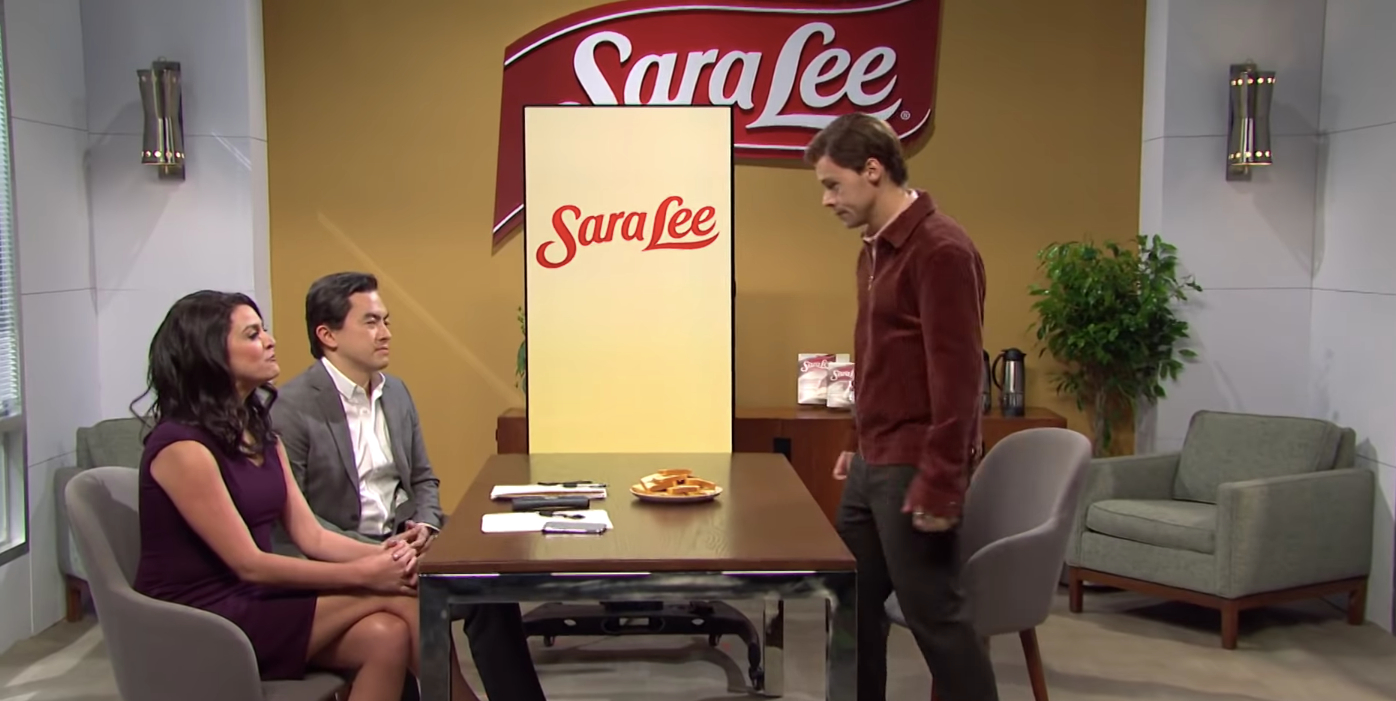 Sara Lee Is Extremely Chill About Those Filthy Instagram Comments You Left Following SNL