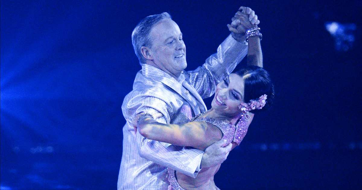 Sean Spicer Almost Broke Dancing With the Stars