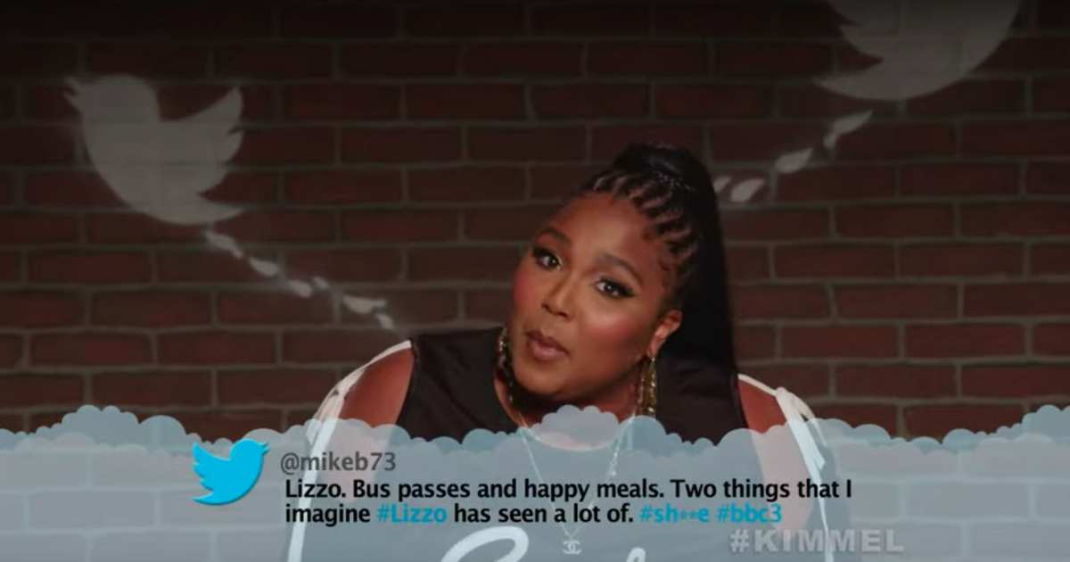 Lizzo Read Your Mean Tweets and Would Like to Know 'Where's Your Tour Bus,' Hater?