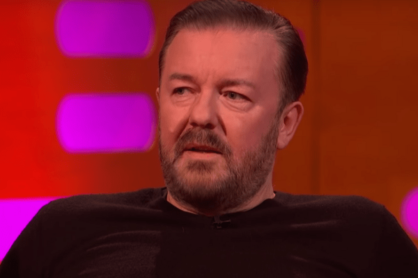 Ricky Gervais's Golden Globes Hosting Prep: Lawyers!