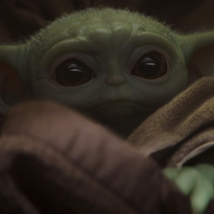 Baby Yoda, doo doo doo doo doo doo ...