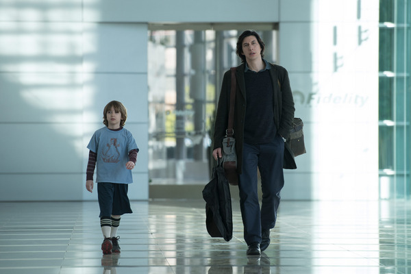Everything Adam Driver Is Too Big for in Marriage Story