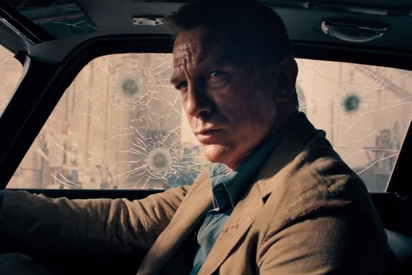 No Time to Die Trailer: Bond Dusts Off the Bulletproof Car