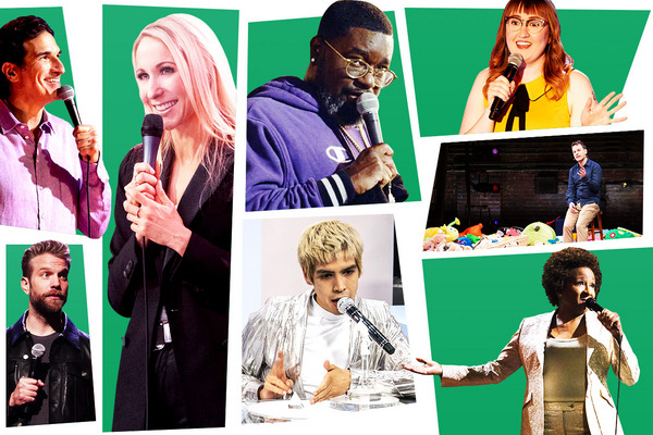 The 10 Best Comedy Specials of 2019